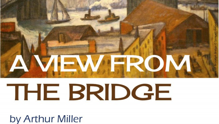 A View from the Bridge – Play in English in Coppet plus other events coming up