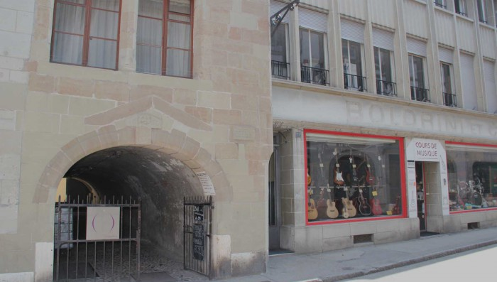 The Parenthèse – Nyon's small but influential music club