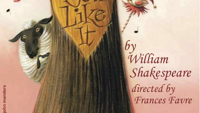 As You Like It – Shakespeare (in English) in Coppet next week