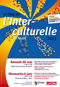 Spring Fair in Nyon this weekend/Intercultural event part 2