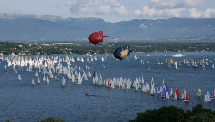 Bol d'Or in Geneva this weekend, yachts to pass Nyon on Saturday