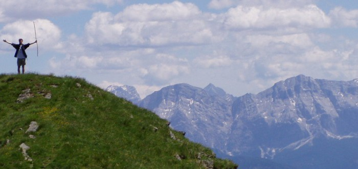 Launch of walk from Geneva to to Salamanca on Sunday carrying environmental message
