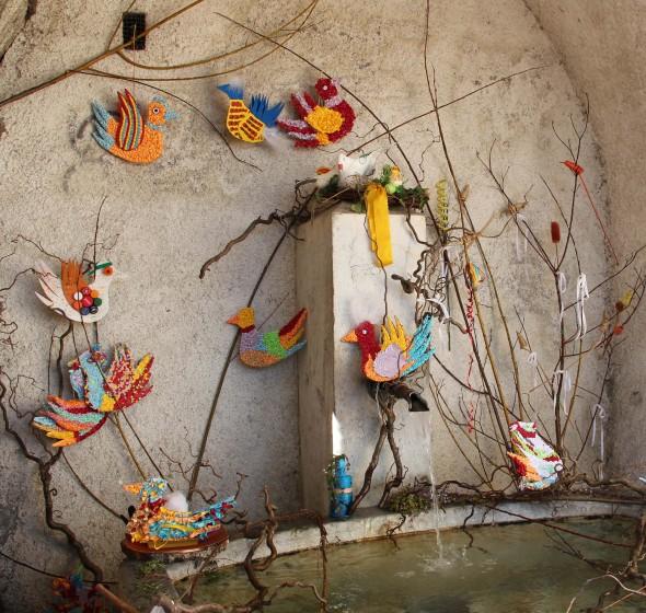 Fountains - Birds Close Up 1