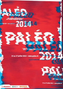 Paleo poster 2014