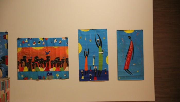 Manau Chao exhibition in Montricher