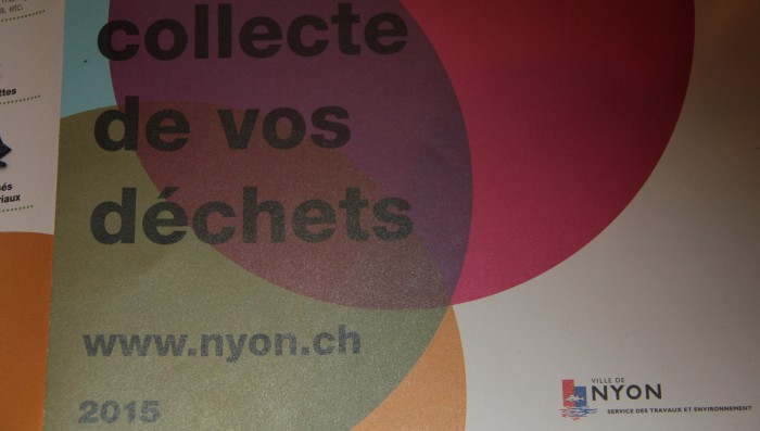 Rubbish/ Trash – What, Where and When to Throw It in the Nyon area