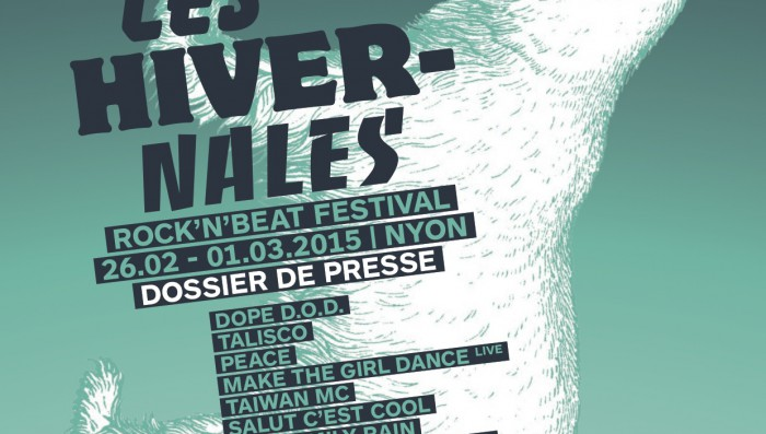 Winter Rock' n' Beat festival this weekend