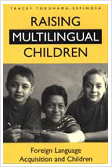 From Raising Multilingual Children to Conversations in Literature