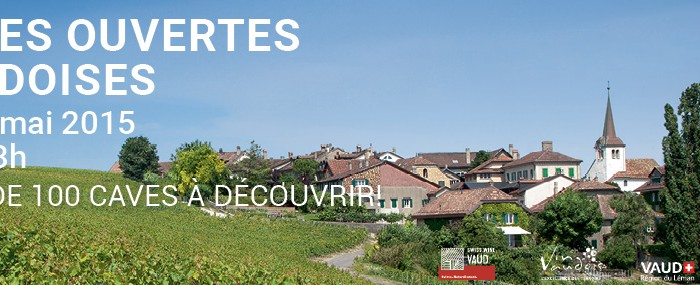 Get to Know the Local wines – Open Wine Cellars this weekend in Vaud
