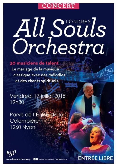 All Souls Concert NYON