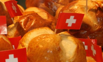 Swiss National Day in Nyon, Morges, Rolle and Coppet