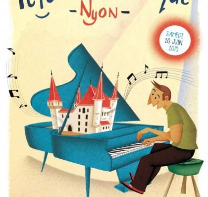 Fête de la Musique in Nyon – Saturday 20 June