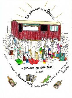 La Roulotte Spring 2016