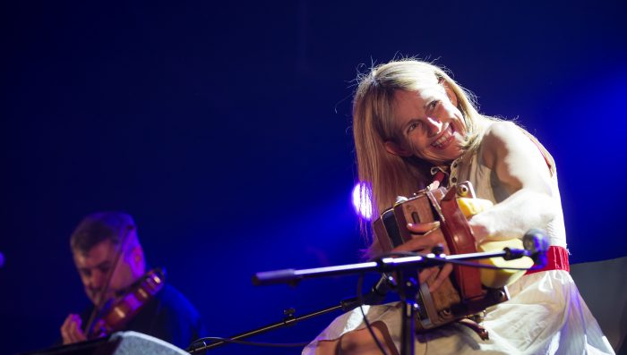 Paléo Day 3; Falling in Love with Sharon Shannon