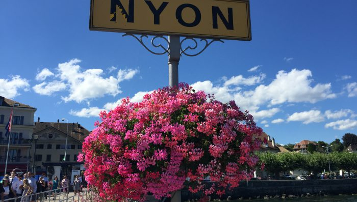 Sports Day in Nyon plus Classical and Rock festivals this weekend. Other News