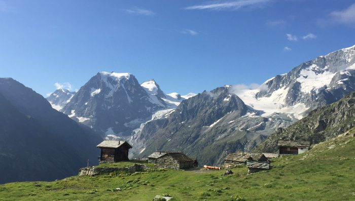 Hiking the Val d'Hérens – Stunning Scenery & Wildlife, Overnight Stays in Huts & Hotels