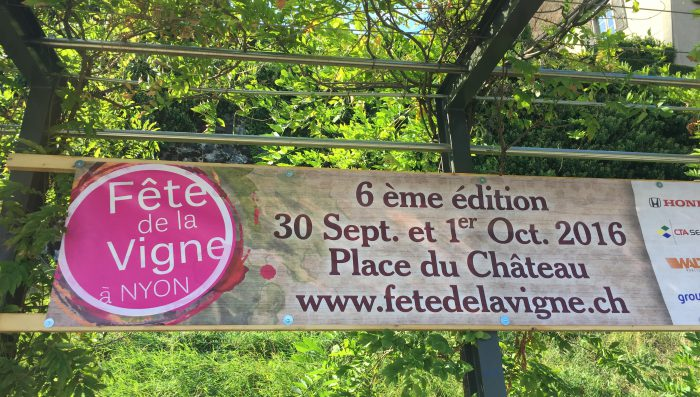 Wine Fête in Nyon – Picnic in Prangins – Jazz Concert – Scarecrows in Morges
