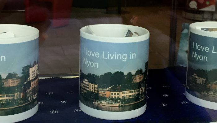 Living in Nyon at Tourist Office on Thurs 1 December – Come and ask questions