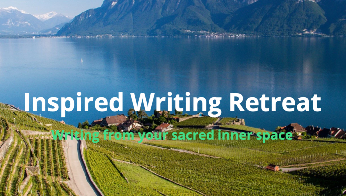 Writing Retreat at the Château de Bossey – March 11-12