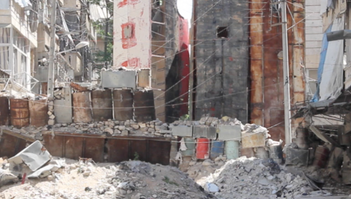 Surviving and living under Siege – One day in Aleppo – Film, Monday 24 April at Visions du Réel