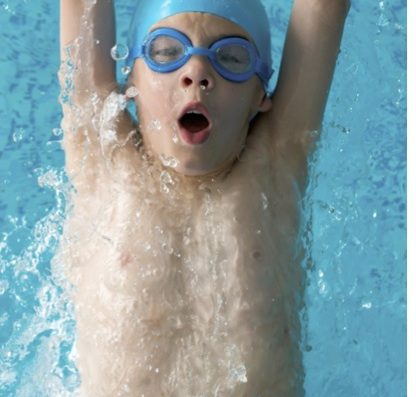 Swimming Lessons for Children and Adults in a Warm Swimming pool!