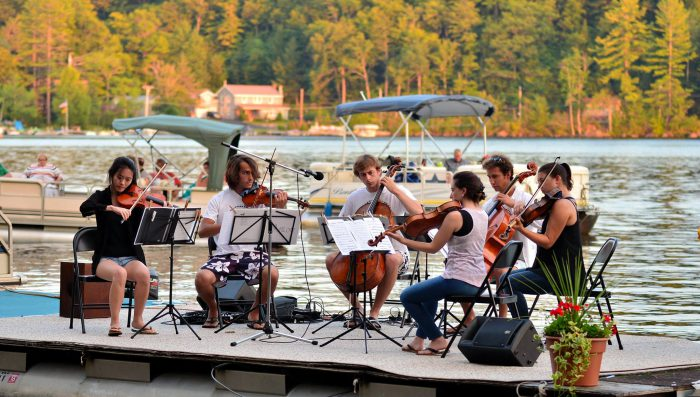Musicians from U.S.A visit Nyon – Free concerts open to the public in May and June