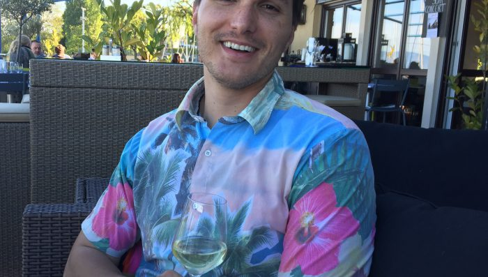 Expatriate Interview: George Unc – Masters student at Changins wine school near Nyon