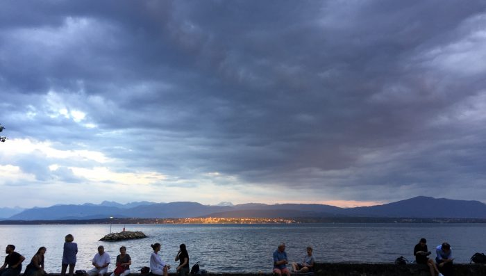 Evening concert in Nyon starts the week off in style.