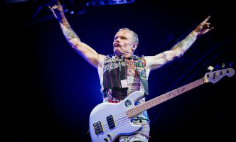 A Hot First Night for Paléo and the Red Hot Chili Peppers