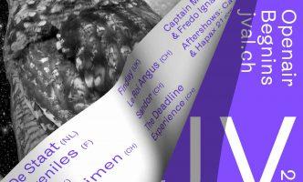 Music Festival in the Vineyards – Jval Open Air  24-26 August