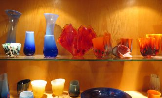 Learn French whilst glassmaking and wine tasting! – Weekend 9th/10th Sept