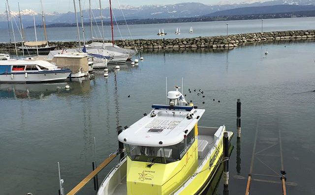 Fundraising Fête on Friday 25th and Saturday 26th Aug – by the lake in Nyon