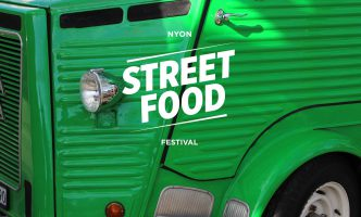 Street Food Festival in Nyon Weekend 1-3 Sept  Hummus, Hamburgers and more.