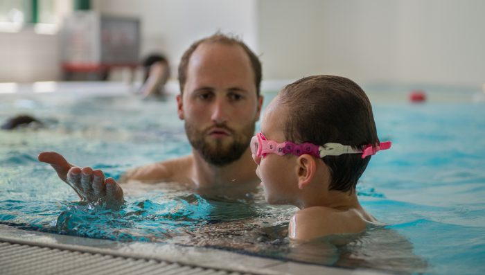 Swimming Camps for children during Easter Holidays