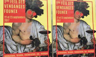 First Wine festival in Founex