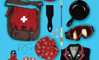 Swiss Travel Suggestions and Swiss Fountains – Two books on Switzerland Part 1