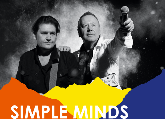 Simple Minds, Passenger, The Script and Status Quo at Caribana 2018