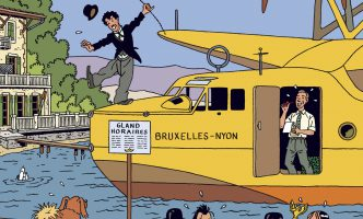 Weekend for Tin-Tin fans in Nyon and Gland