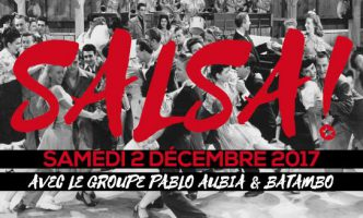 Dance Salsa on a Saturday night in Nyon