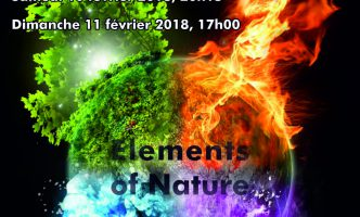 Fanfare de Nyon – concerts Sat 10th and Sunday 11th February