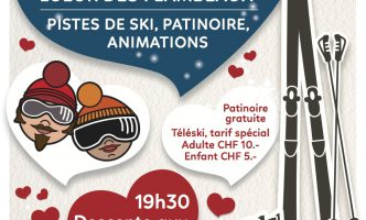 Kiss and Ski for Valentine's Day!