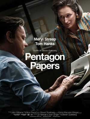 Pentagon Papers (The Post) – Monday movie film in English – 5th Feb