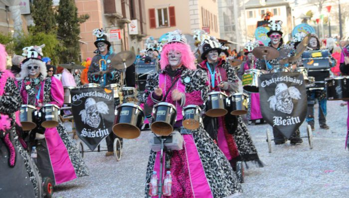 Carnival in Sion this weekend – Fun in the Valais