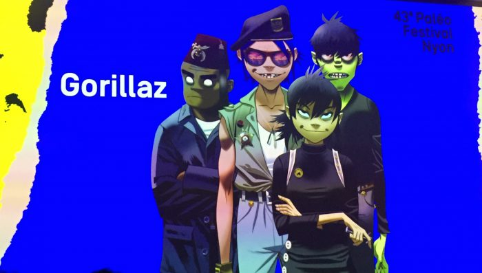 Paléo 2018 – Gorillaz, Depeche Mode, Hip Hop, Techno, Reggae and Blues in Nyon