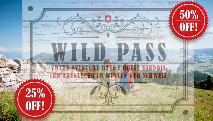 "New free ""Wild Pass"" offers discounts to visiting tourists"