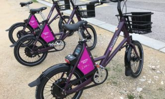 Electric Bikes for rent now back in Nyon