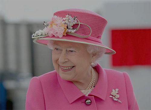 Garden Party to celebrate Queen's 92nd birthday