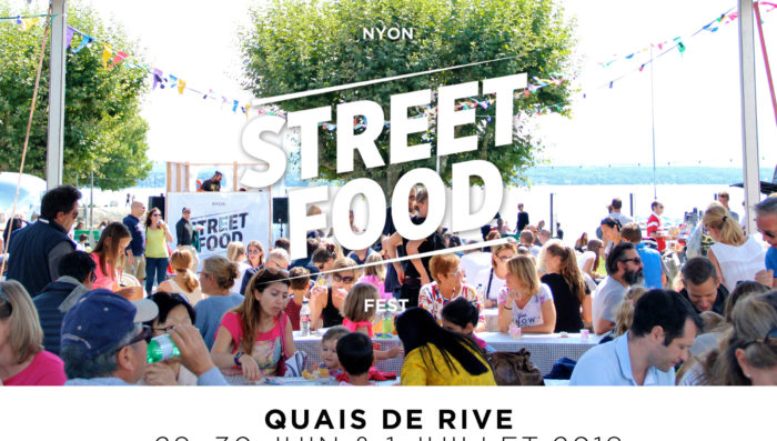 Street Food Festival Nyon – From Tacos to Tibetan Food