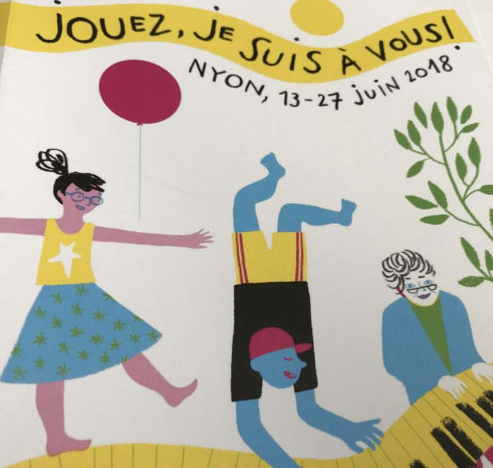 Pianos back in Nyon – Living in Nyon returns in July