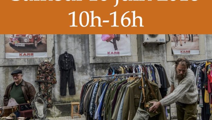 Vide Grenier – Garage sale on Saturday 16th June in Gingins